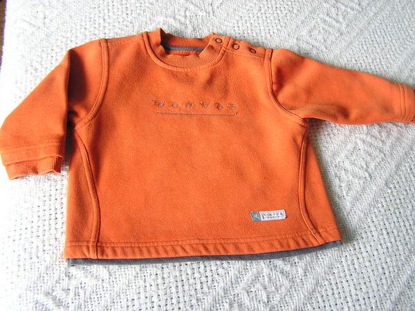 SWEAT-SHIRT bébé 12 mois, marque DECATHLON 3 Brouckerque (59)