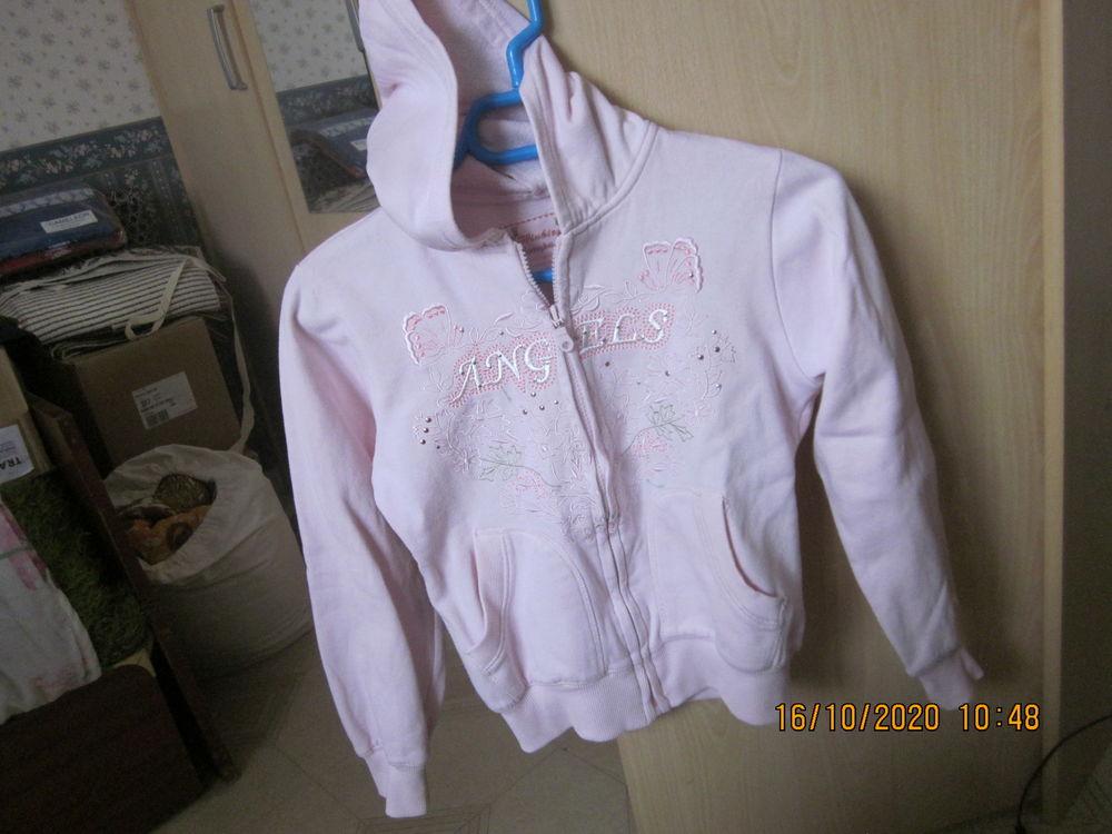 sweat-shirt à capuche    raille 12 ans 3 Soucelles (49)