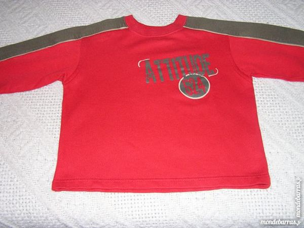 SWEAT-SHIRT - marque IN EXTENSO - 5 ans 2 Brouckerque (59)
