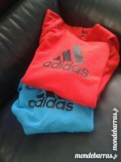 2 sweat shrit addidas 12 ans 7 Saint-Jean-de-Védas (34)