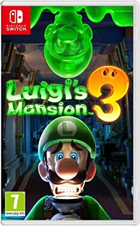 Jeu SWITCH LUIGI s MANSION 3 NEUF Nintendo 41 Montpellier (34)