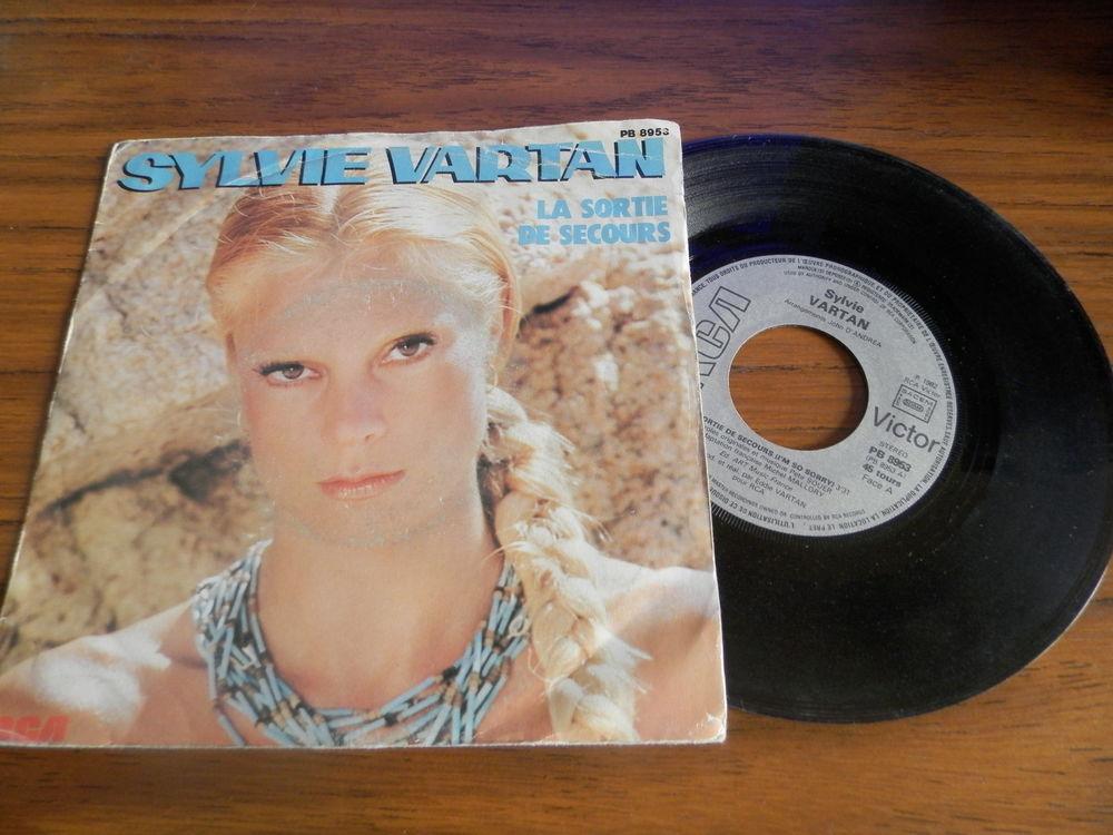 Sylvie Vartan La sortie de secours 2 Paris 12 (75)