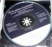 CD du systeme d'exploitation microsoft windows XP 10 Versailles (78)