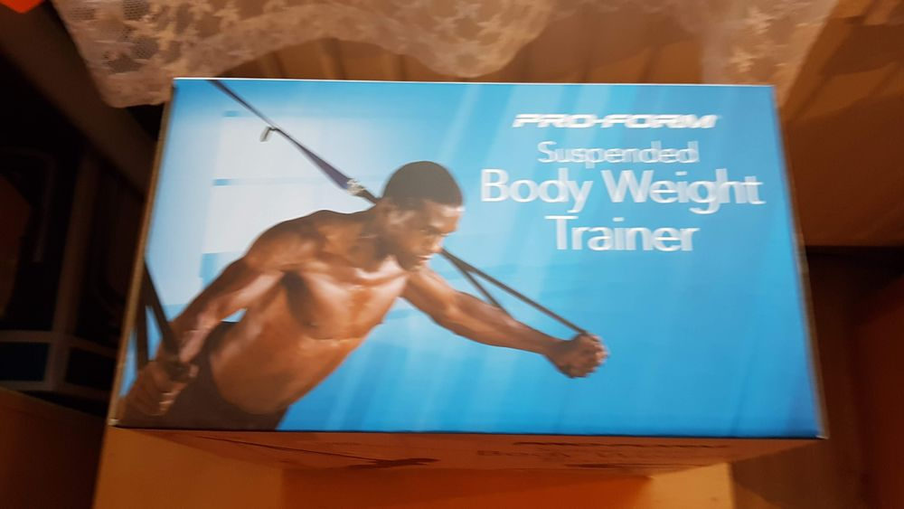 Système de musculation avec poids du corps suspendu 40 Langeais (37)
