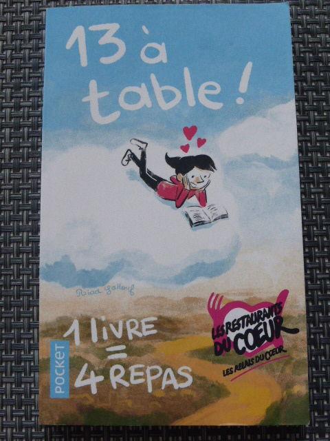 13 à table 2021 Pocket 1 Rueil-Malmaison (92)