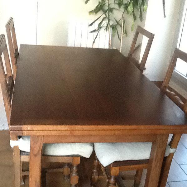 Table & 4chaise 400 Les Sablettes (83)