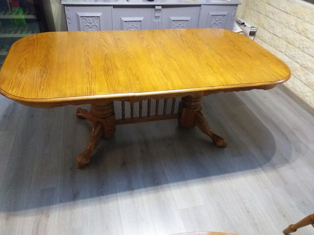 TABLE + 6chaises 450 Tourcoing (59)