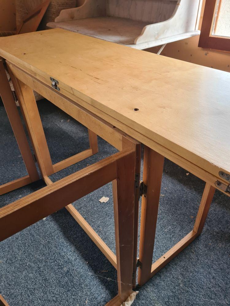 table d'appoint pliante Meubles