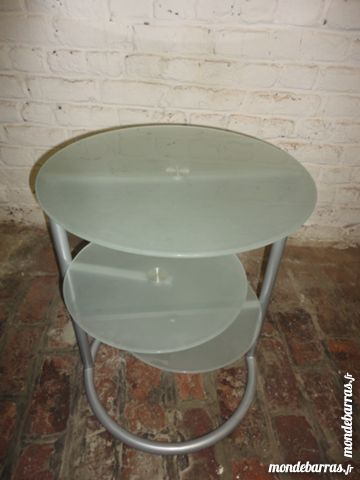 Table d'appoint/table basse - 3 plateaux 25 Seclin (59)
