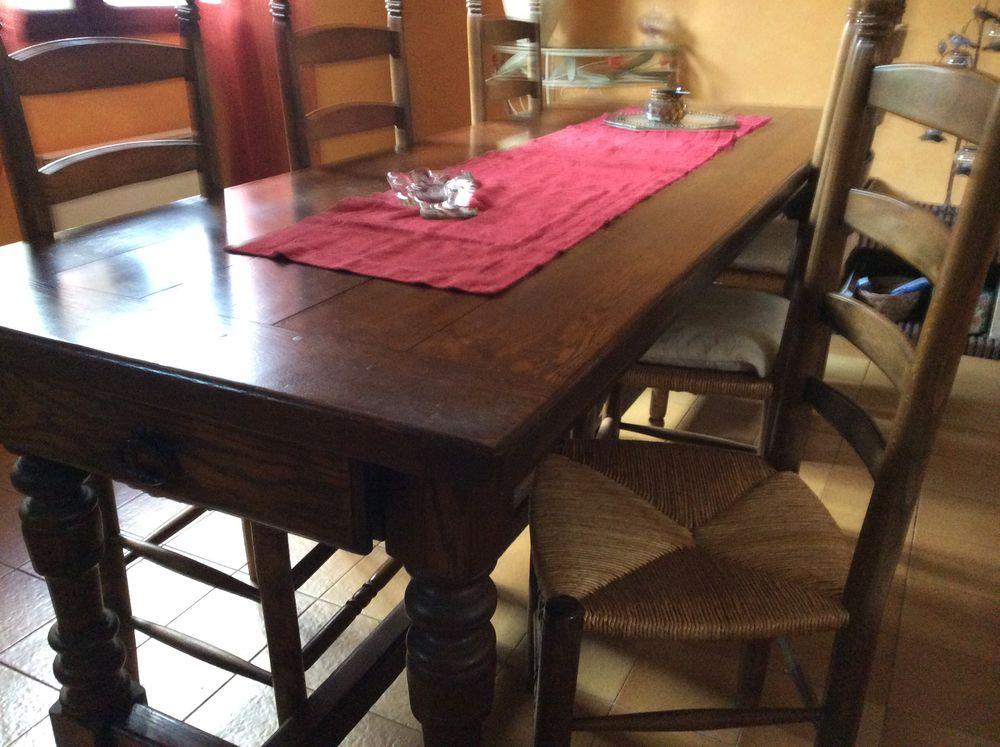Table Avec 6 Chaises Meubles