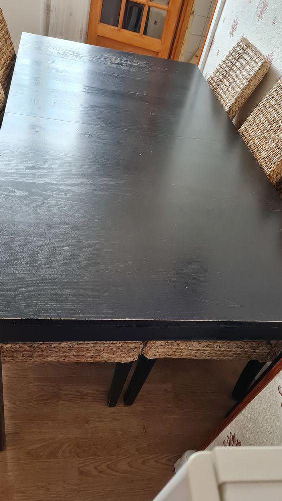 Table avec chaises  ikea 0 Malakoff (92)