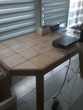 table avec living Meubles