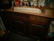 Table et bahut bois massif style  chalet  Champanges (74)