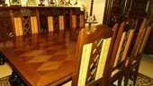 TABLE BASCO BEARNAISE CHENE et  8 CHAISES  0 Saint-Paul-lès-Dax (40)