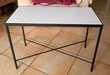 Table basse acier forgé et céramique Meubles