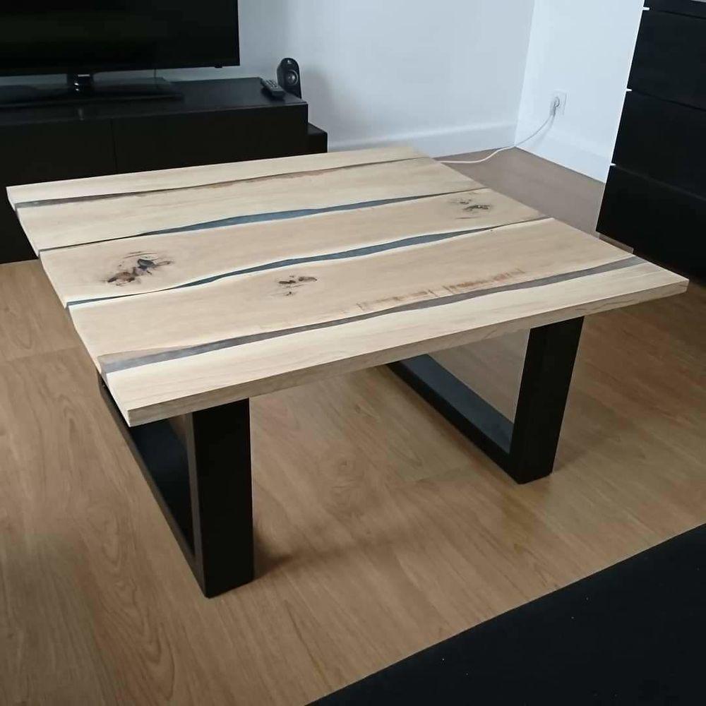 Table basse artisanale 0 Quesnoy-sur-Deûle (59)