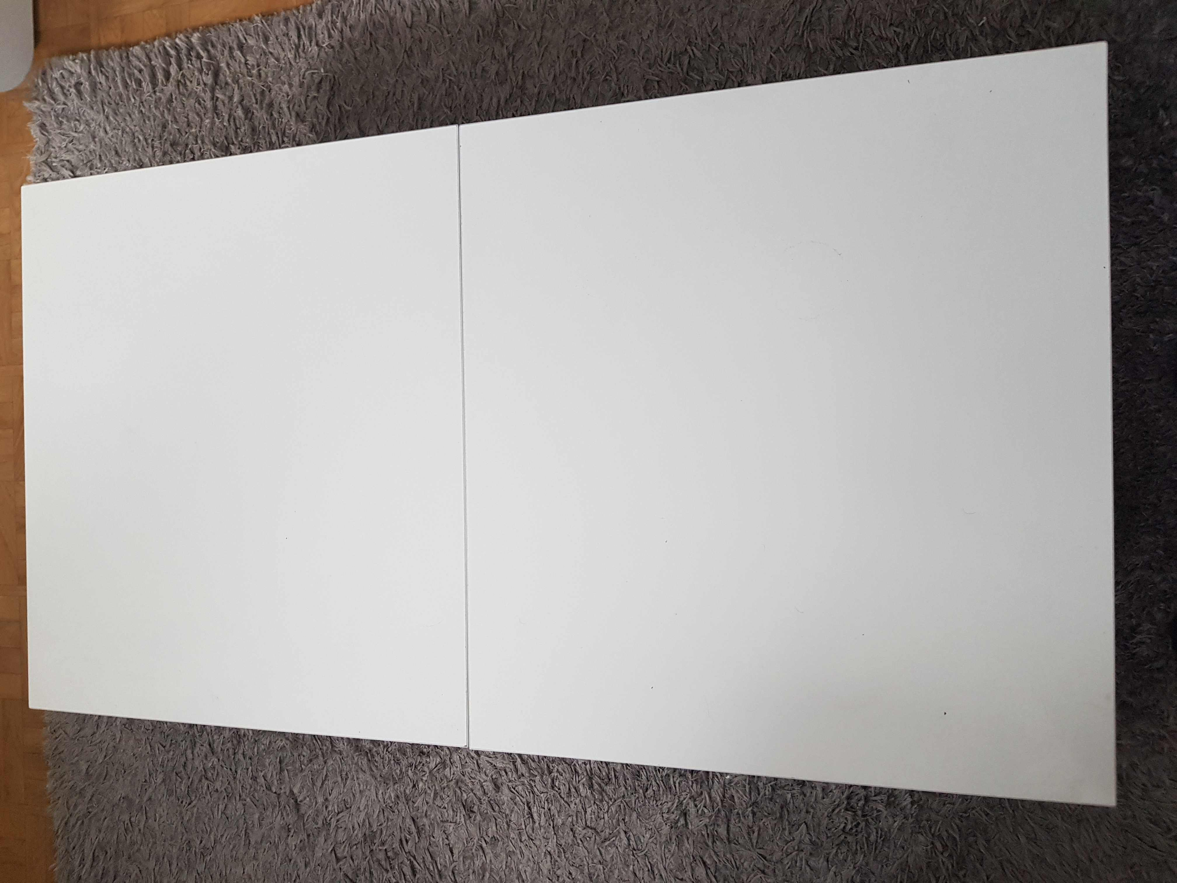 table basse blanche 80 Nanterre (92)