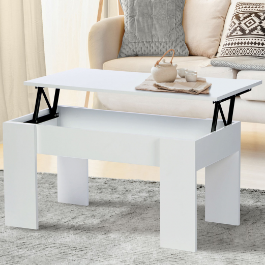 table basse blanche, modulable  35 Toulouse (31)