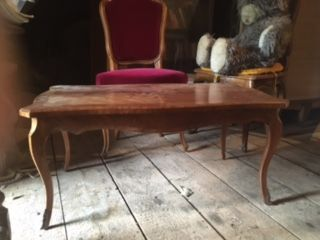 Table basse en bois de rose 40 Lisieux (14)