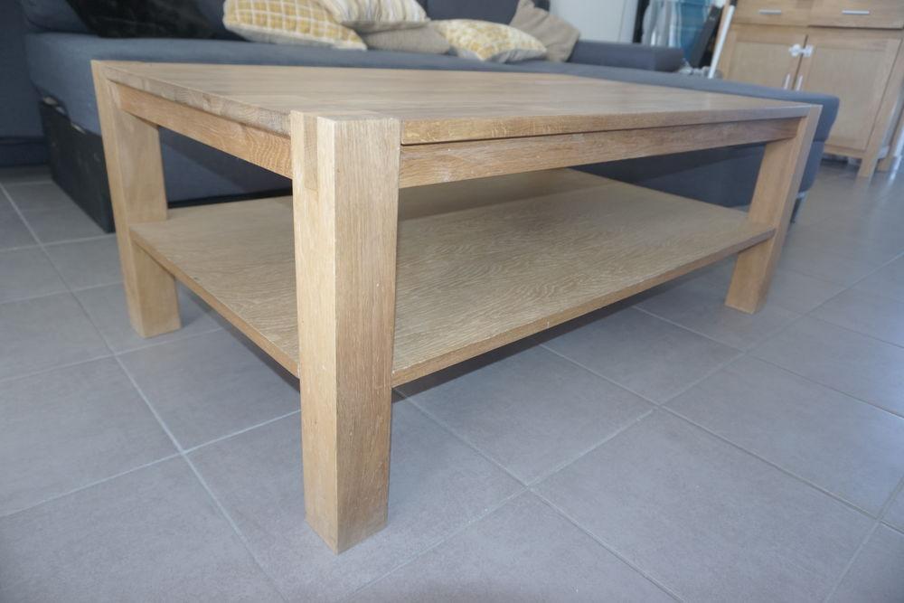 table basse en bois 60 Reims (51)