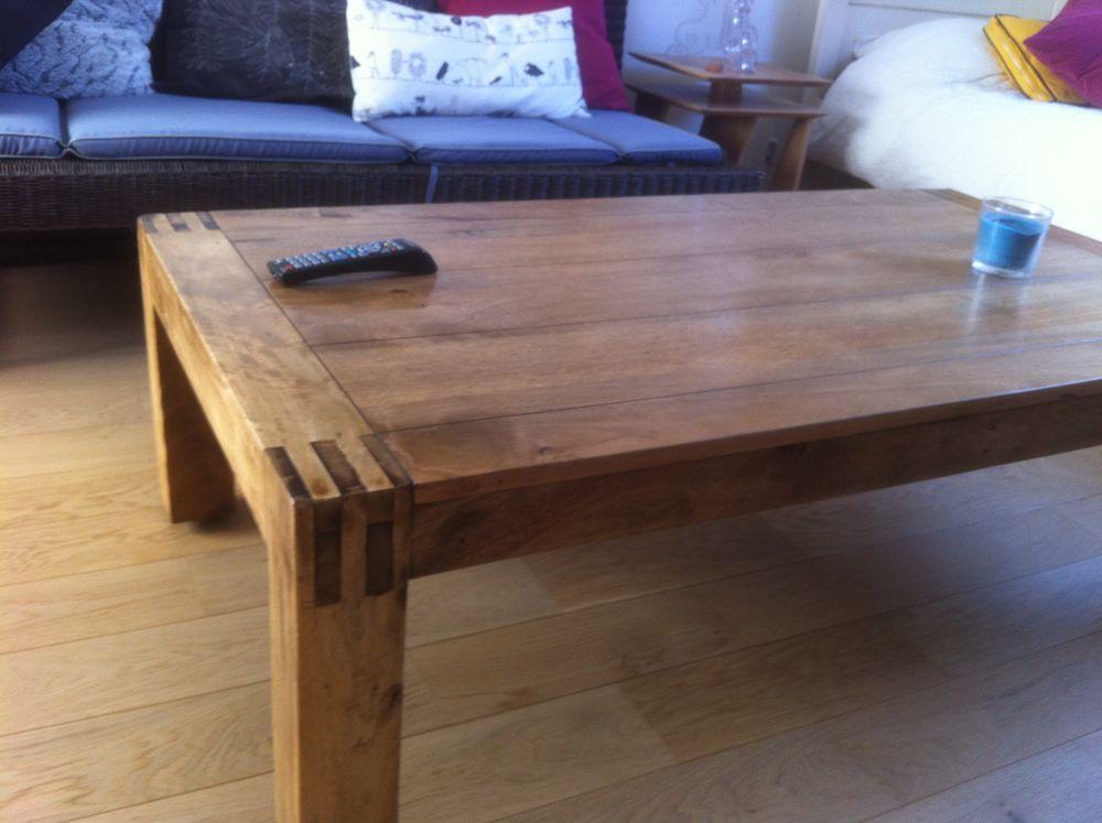 table basse bois  0 Crevin (35)