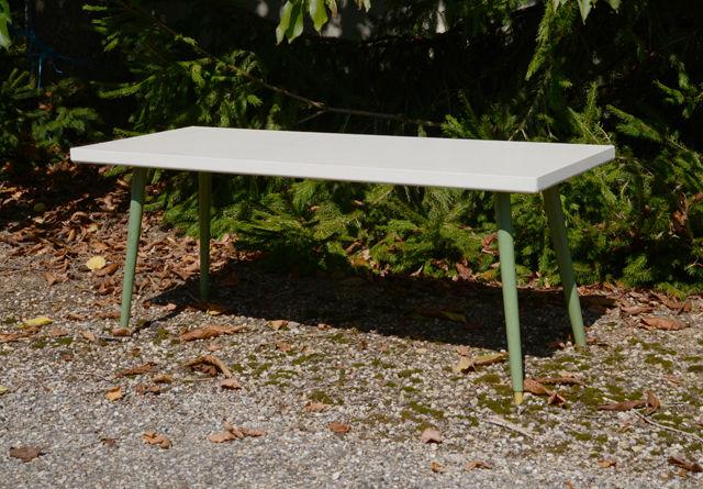 Table basse en bois de fabrication artisanale 49 Saint-Clair-sur-Galaure (38)