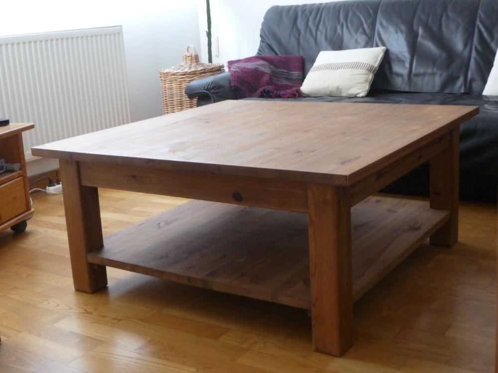 Table basse bois 120 Lanester (56)