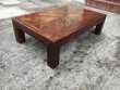 Table Basse en bois exotique Meubles