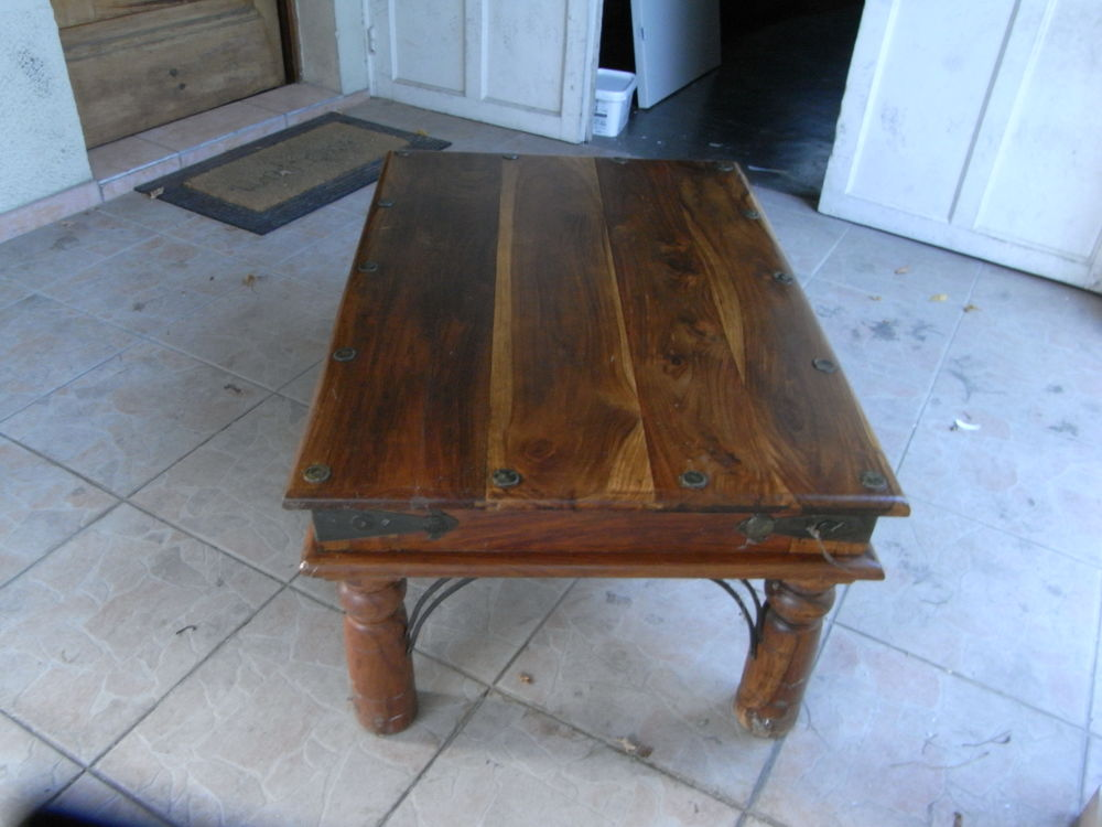 table basse bois massif  80 Toulouse (31)