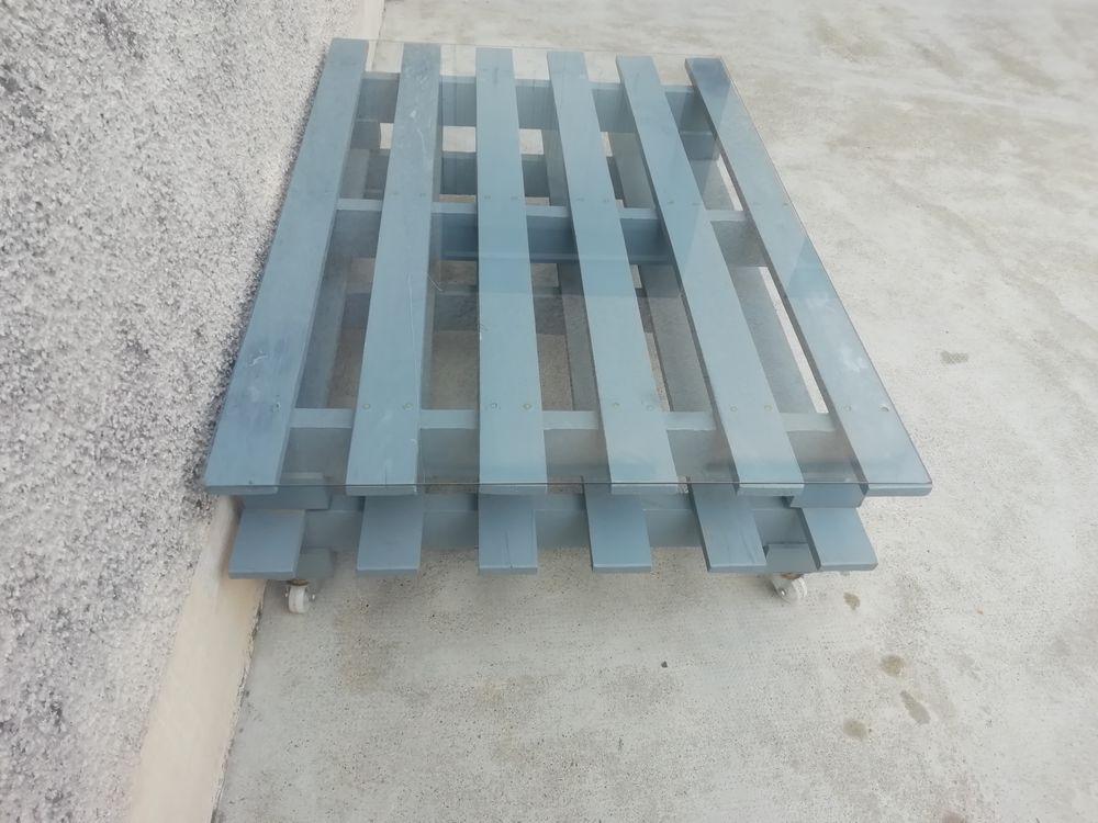 Table basse bois  extérieure  0 Viviers-lès-Montagnes (81)