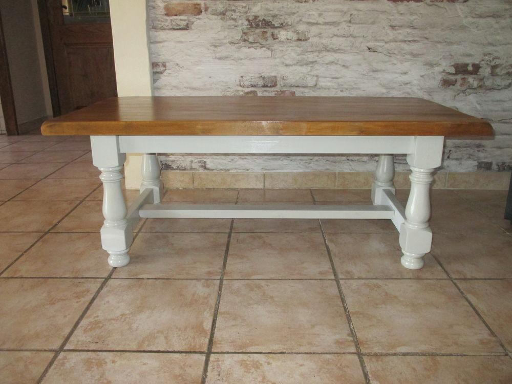 table basse bois massif  130 Alès (30)