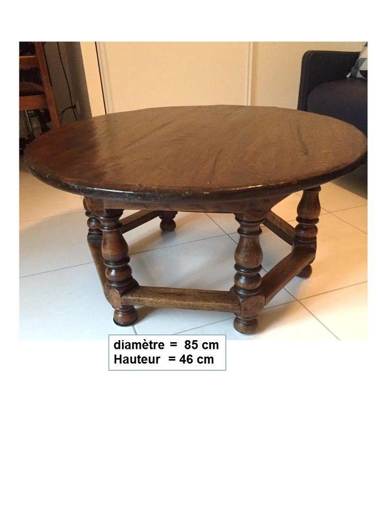 table basse bois 50 Rambouillet (78)
