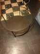 Table basse bois et verre Meubles