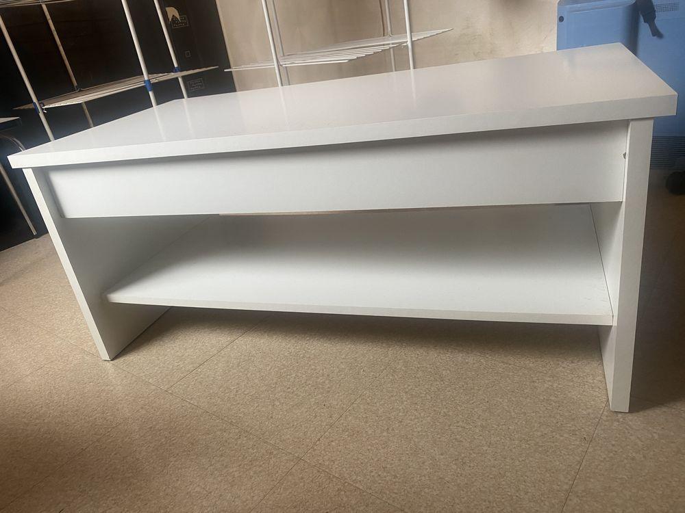Table basse en bois blanc 0 Nanterre (92)