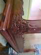 table basse bois exotique Meubles