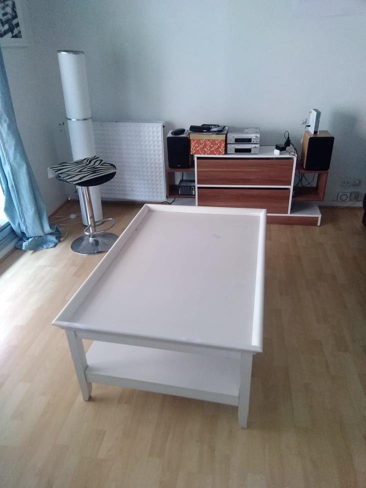 Table basse en bois 70 Nantes (44)