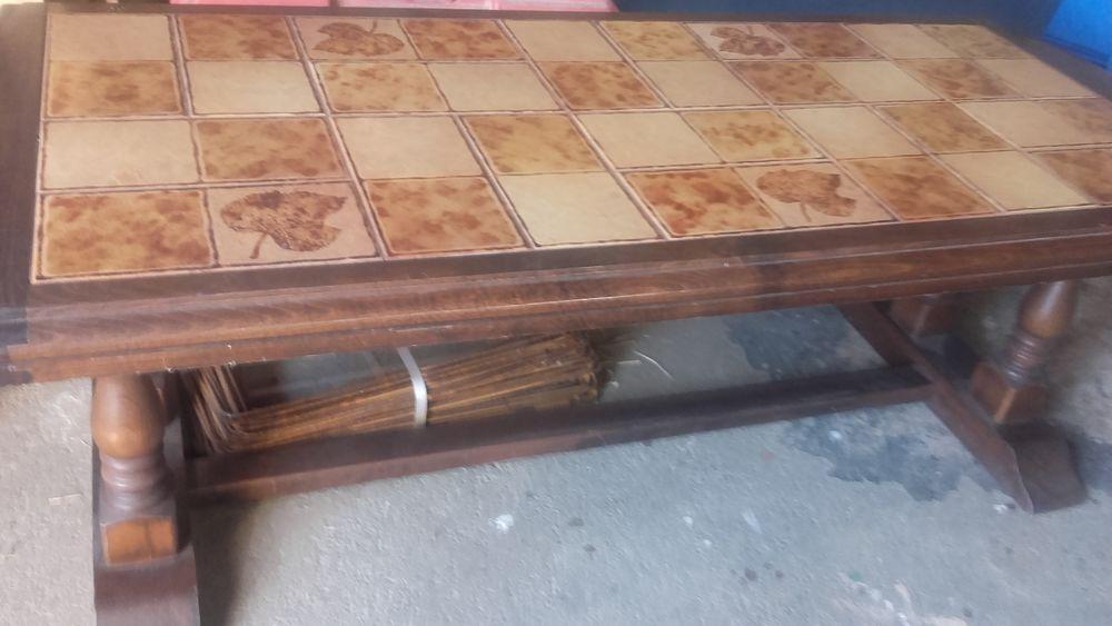 table basse bois massif 25 Romillé (35)