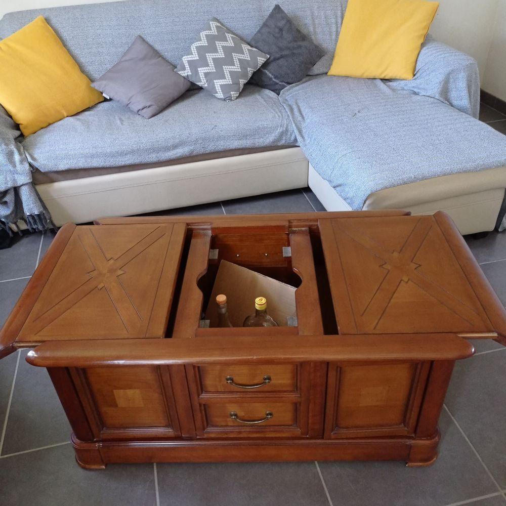 Table basse en bois massif 120 La Chevrolière (44)