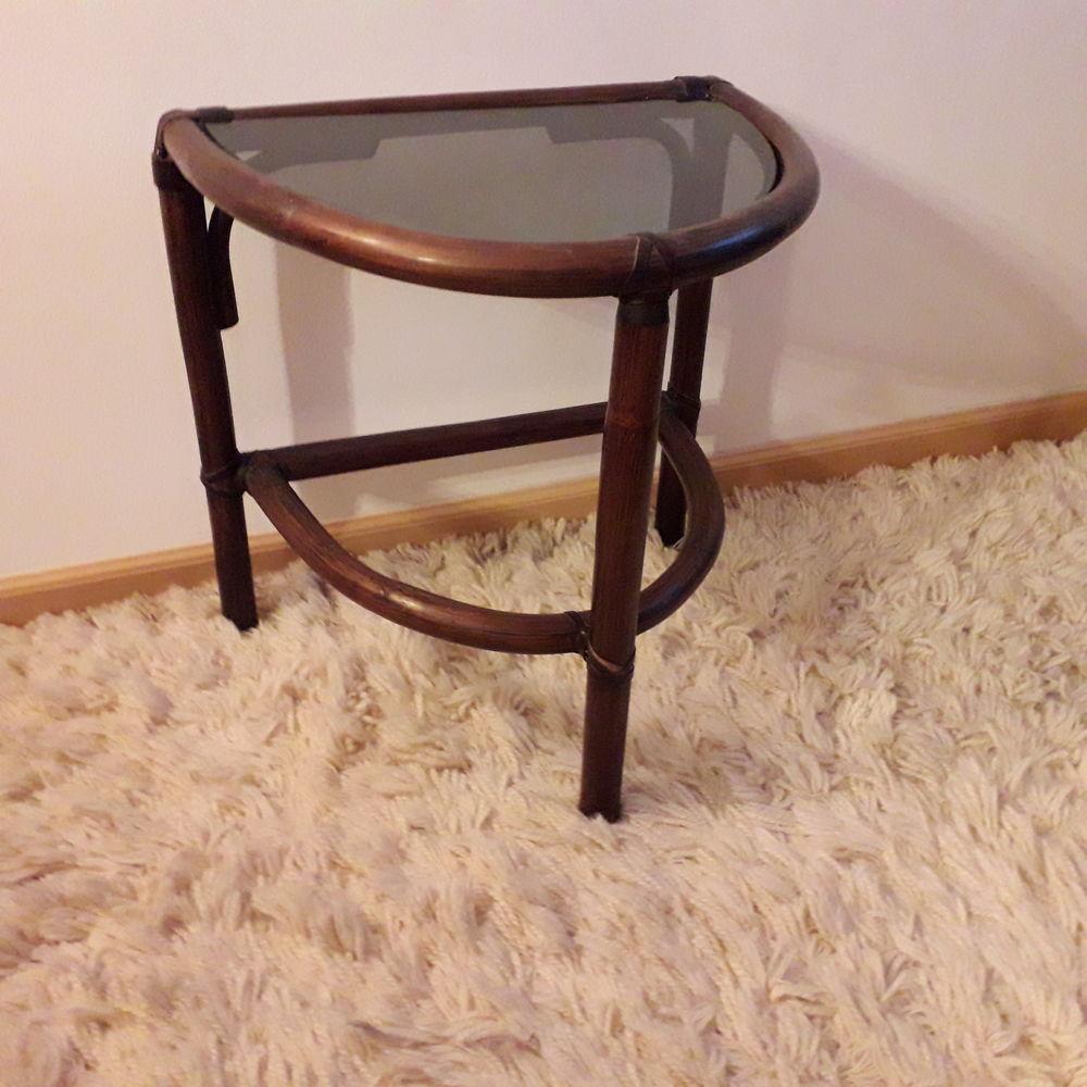 Table basse ou bout de canapé vintage 20 Lomme (59)