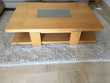 table basse chêne et ses 2 tables de chevets, très  bon état Biot (06)