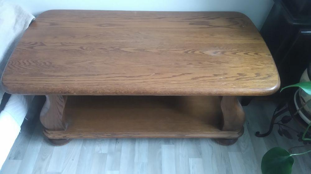 table basse en chêne 0 Marlenheim (67)
