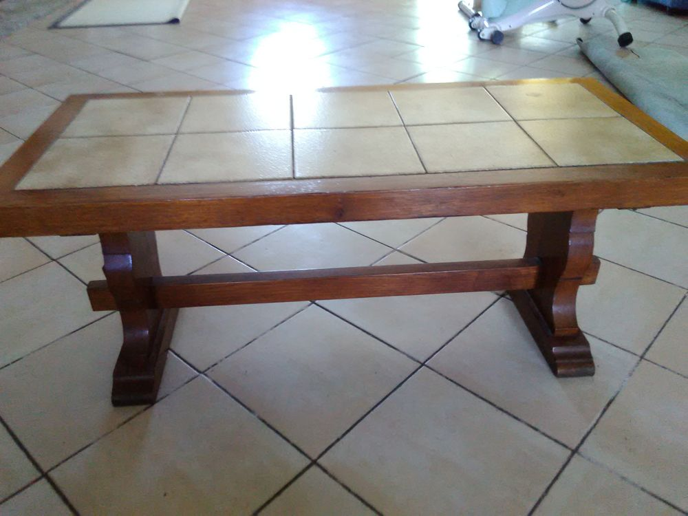 Table basse en chene 35 Perrecy-les-Forges (71)