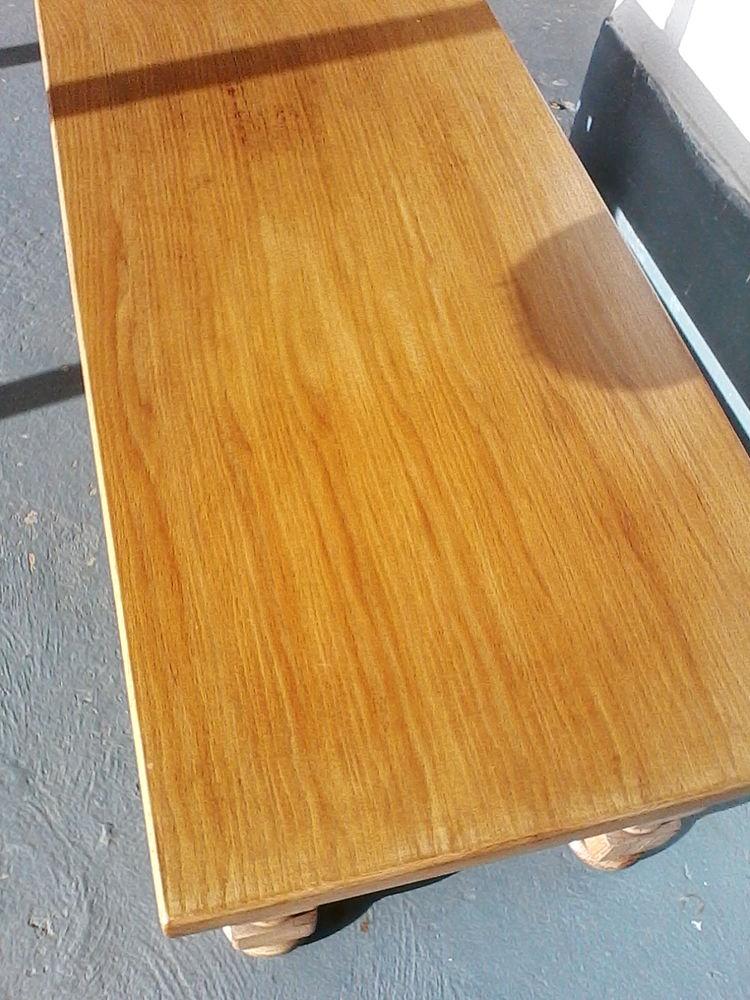 table basse en chène   40 Anzin (59)