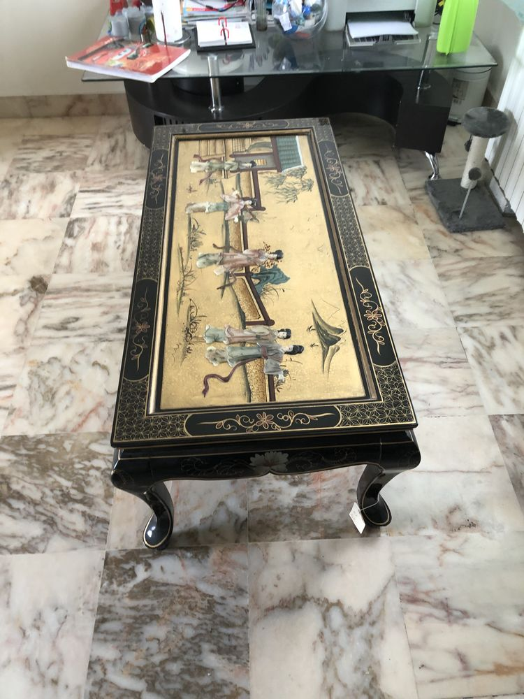 Table basse chinoise  149 Ermont (95)