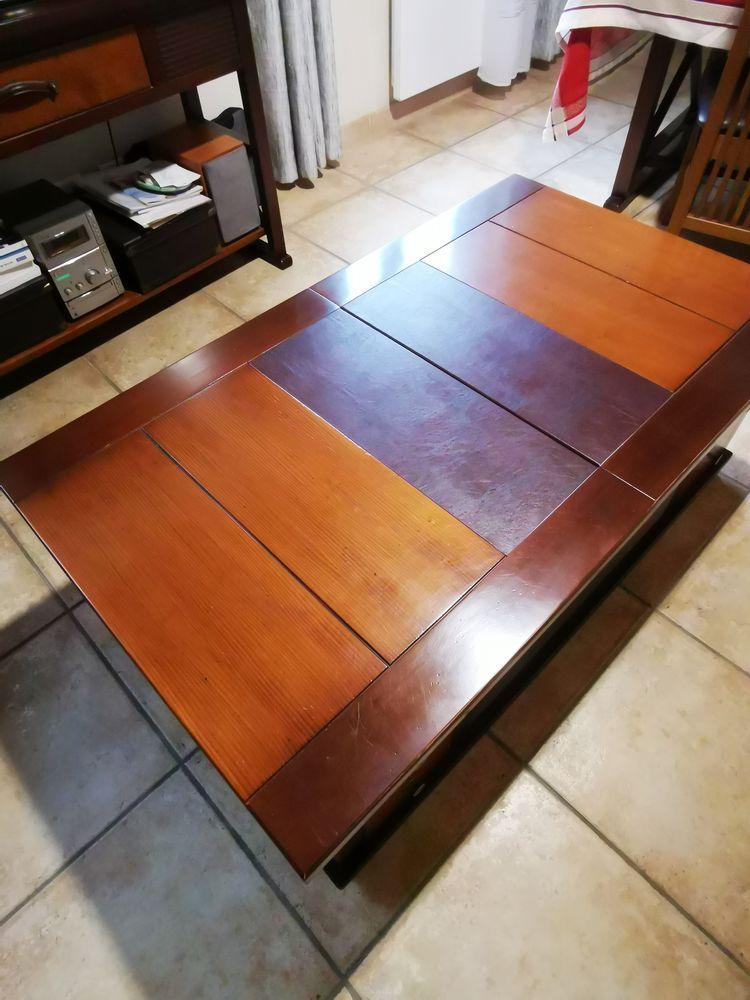 table basse coffre Meubles