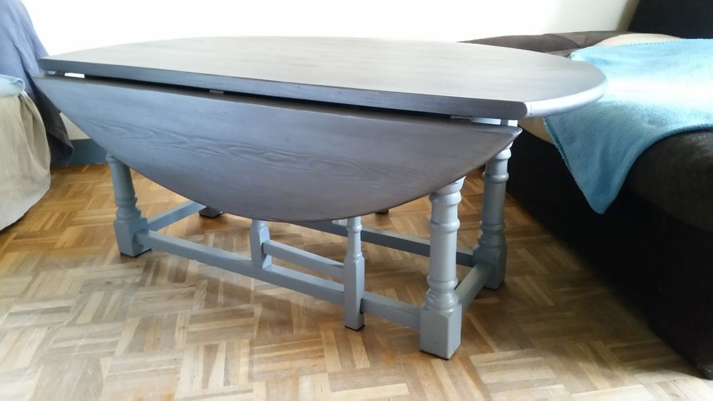 Table basse / console ovale 140 Clamart (92)