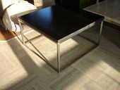 Table basse design pierre inox neuve 660 Annecy (74)