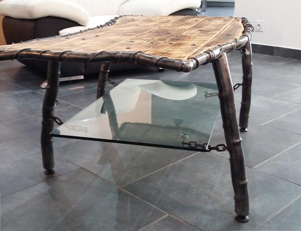 tables basse bois occasion issoire 63 annonces achat. Black Bedroom Furniture Sets. Home Design Ideas