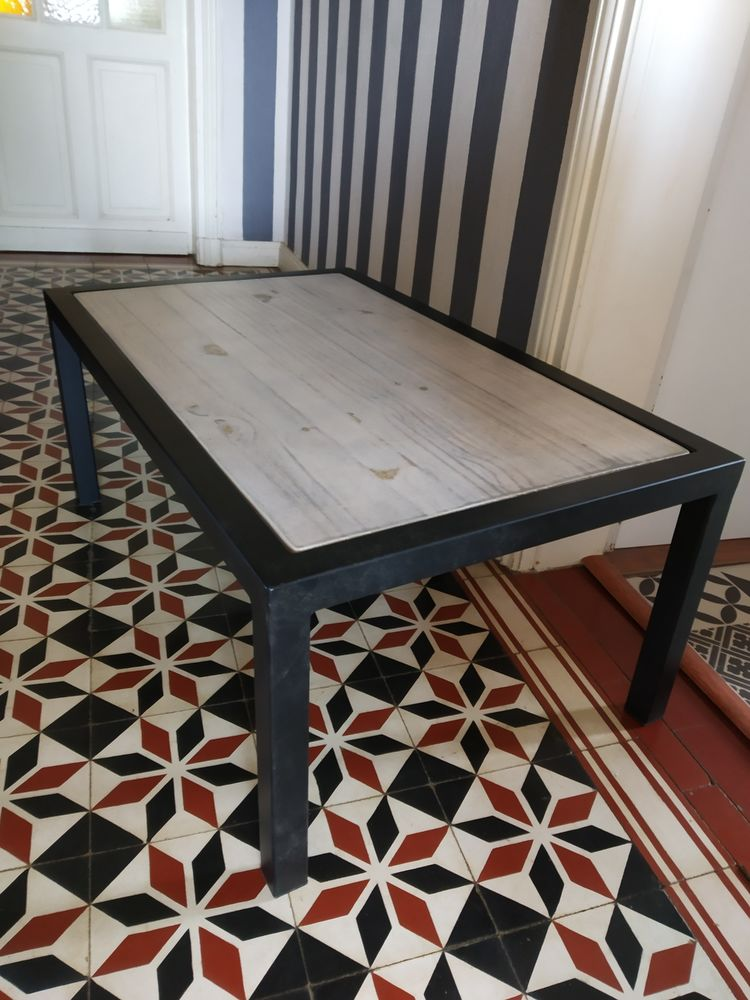 Table basse/ design indus 150 Soustons (40)