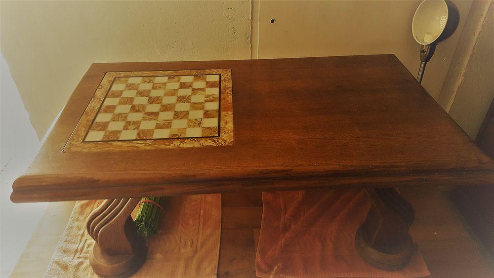 table basse échiquier 100 Montbard (21)